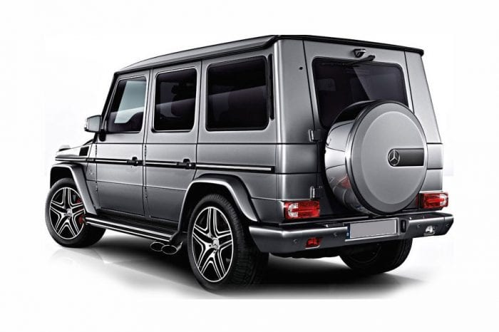 Rent a 2019 Mercedes Benz G63 in Dubai