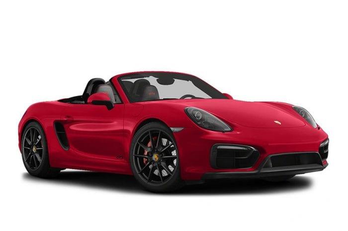 Porsche Boxter GTS cabrio