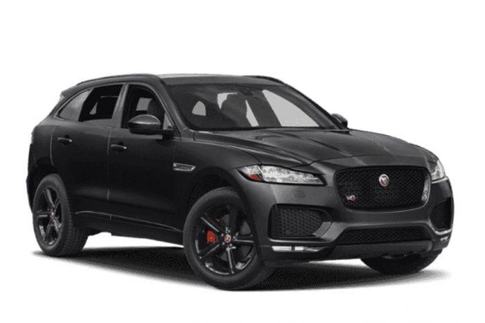 Jaguar F – Pace