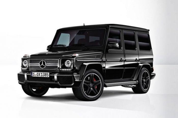 Mercedes G63 463 Edition