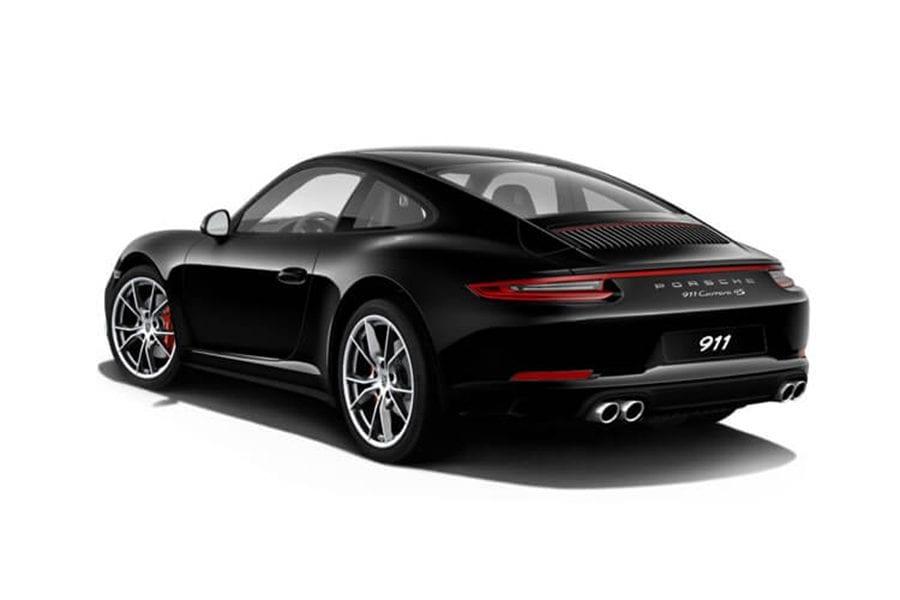 Porsche Panamera for rent in Dubai