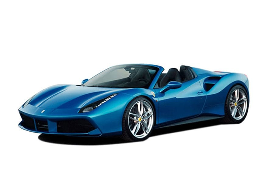 Ferrari 488 Car for Rent in Dubai