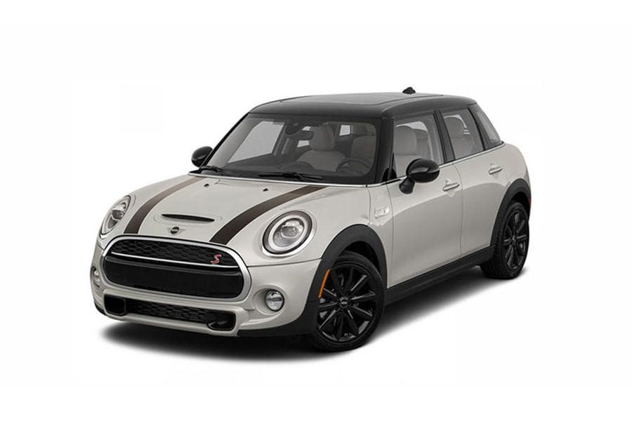 Mini Cooper For Rent in Dubai