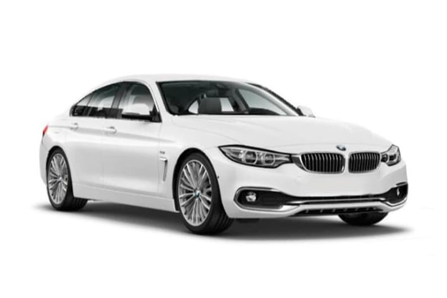 BMW 420 Car for Rent in Dubai International Airport Abu Dhabi